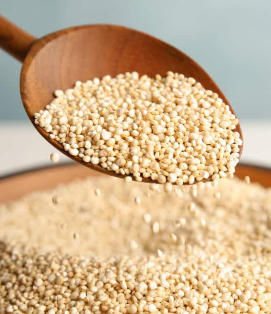 Guide de cuisson des grains