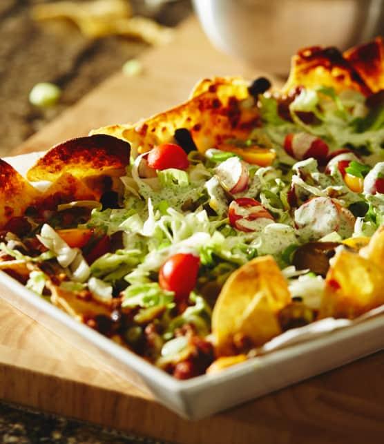 TOP : 6 recettes de nachos qui décoiffent!