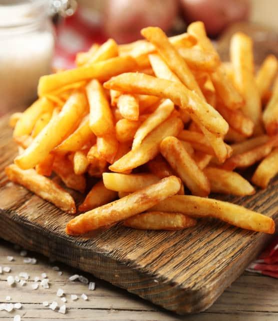 Comment faire des frites