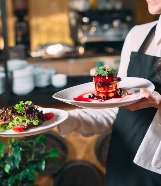 Cette alliance «foodies» vient en aide à l'industrie de la restauration