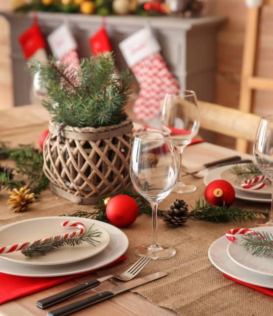 Nos produits coups de coeur pour une jolie table des fêtes