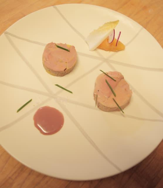 Comment préparer du foie gras au torchon selon Stéphane Lo Ré