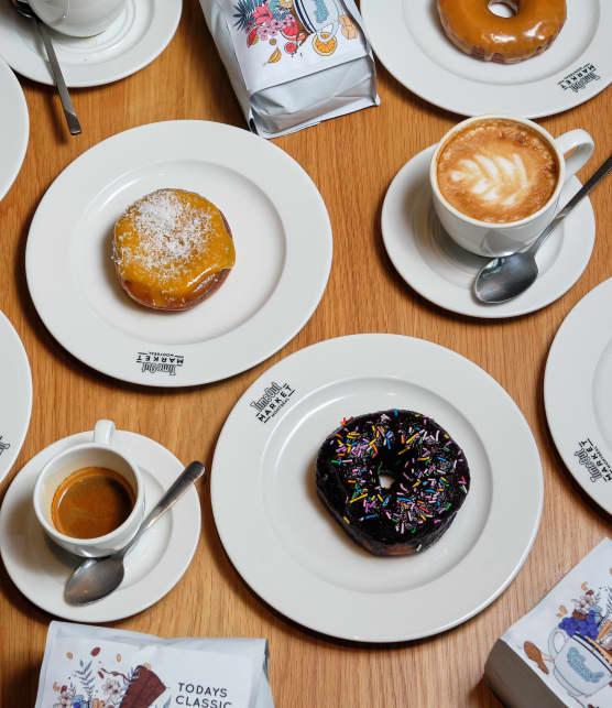 Tunnel Espresso : un nouveau café arrive au Time Out Market!