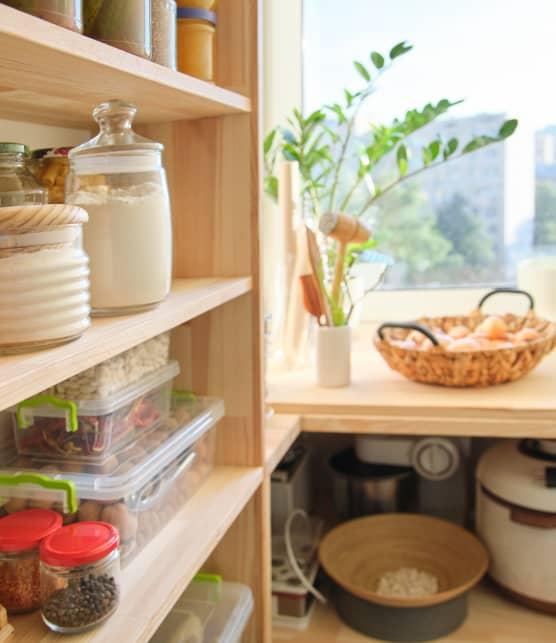 8 astuces pour optimiser l'espace dans votre garde-manger