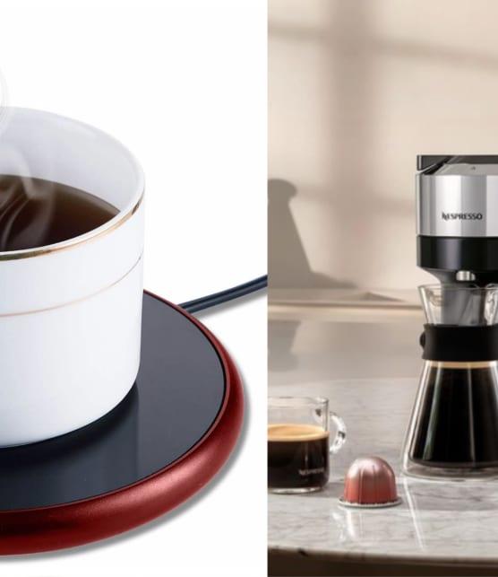 10 machines et accessoires pour les amateurs de café