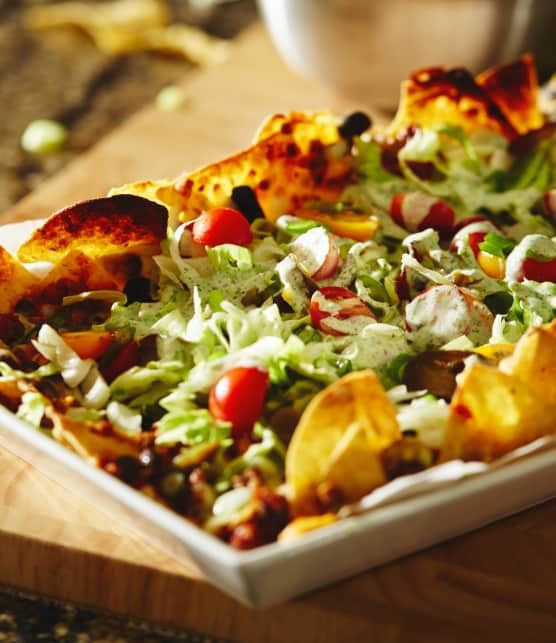 Plaque de nachos