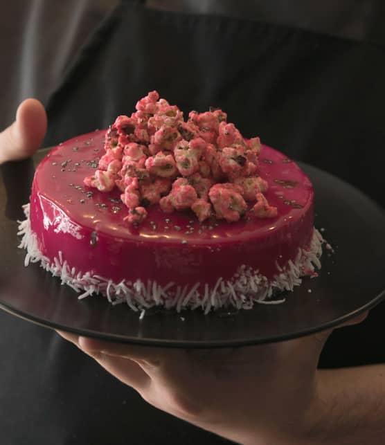 Comment ajouter du pop-corn à vos desserts selon Maxime Lelièvre