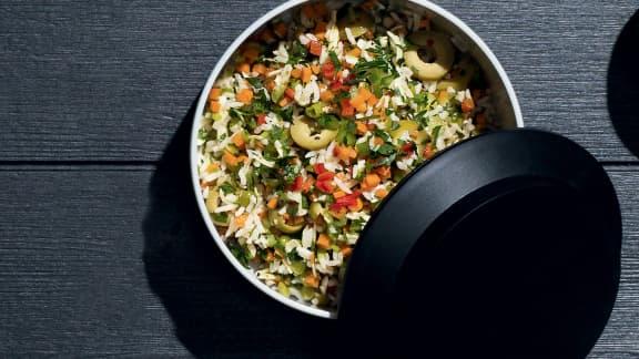 TOP : 5 savoureuses recettes de salade de riz