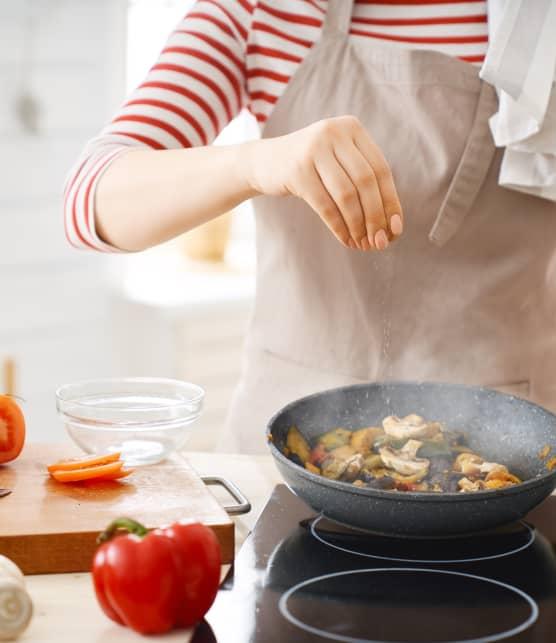 Le petit guide de substitution des aliments : 45 ingrédients interchangeables