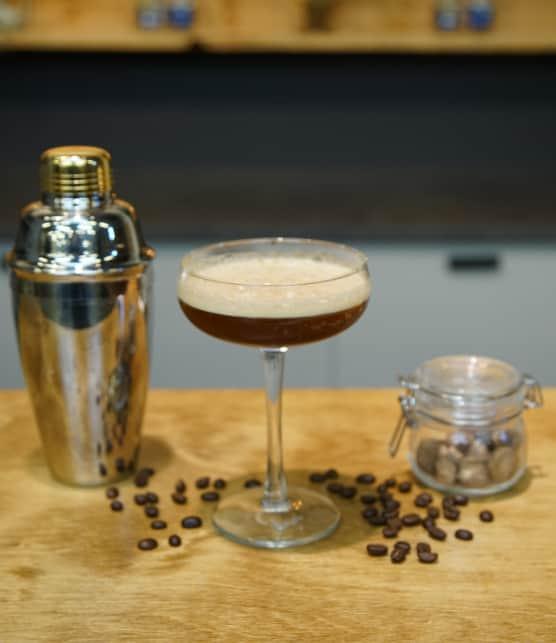 Le cold-brew shake de David Fabi Robert