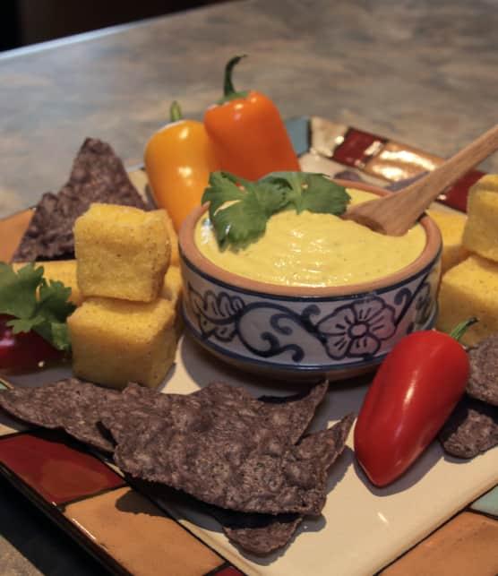 Sauce péruvienne végétalienne