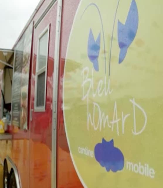 Food truck Bleu Homard