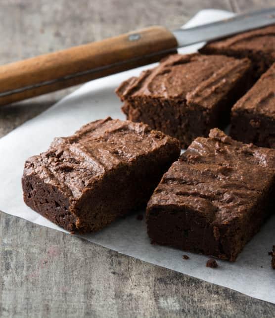 Brownie moelleux