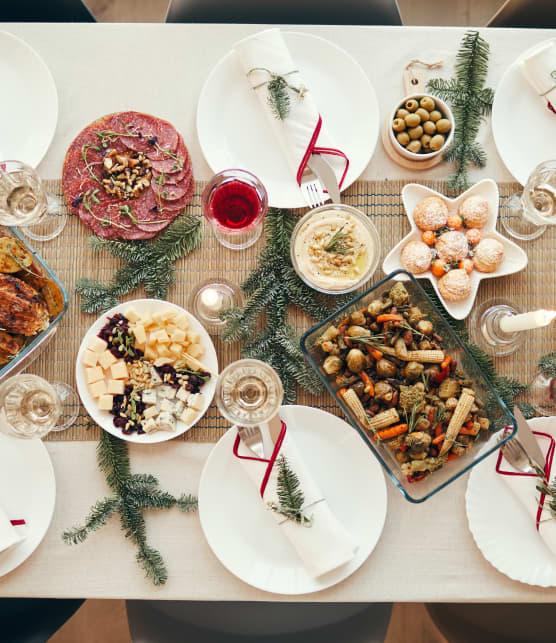 15 plats du temps des Fêtes à préparer d'avance pour un souper réussi