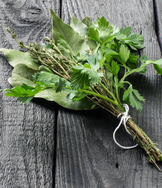 Comment faire un bouquet garni