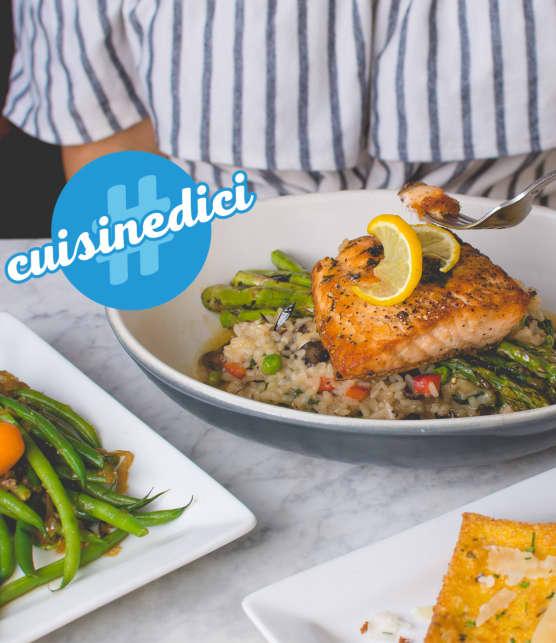 L'expert foodlavie Danny St-Pierre lance un menu qui fera plaisir aux parents pressés!