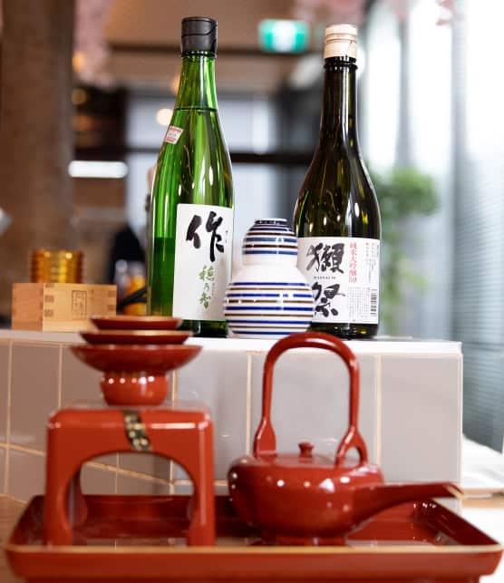 Le saké démystifié grâce à notre sommelière Nico Fujiat