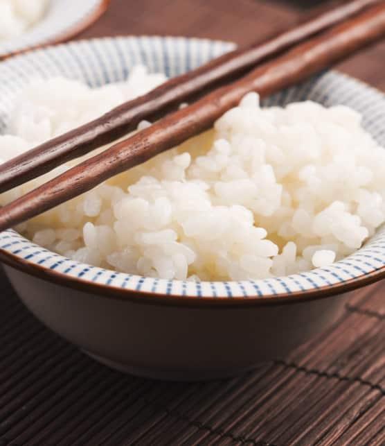 Recette facile de riz à sushi