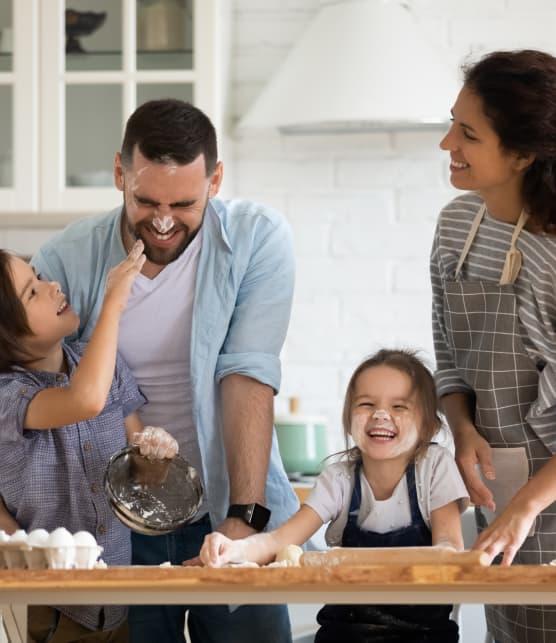 TOP : Les meilleures recettes pour cuisiner à la maison avec les enfants