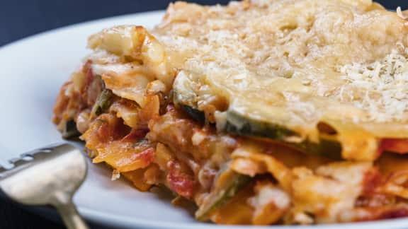 Recette De Lasagne Sante Facon One Pot Foodlavie