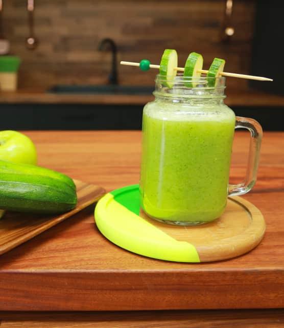 Concoctez un smoothie vert avec Karine Verpillot