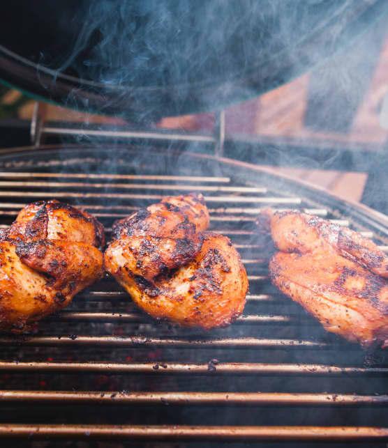 BBQ: quoi boire avec un poulet de Cornouailles?
