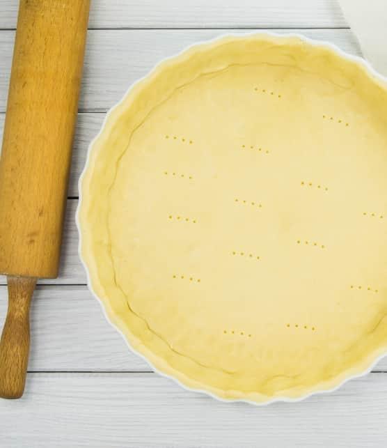 Comment faire une pâte à tarte fine selon Zébulon Vézina