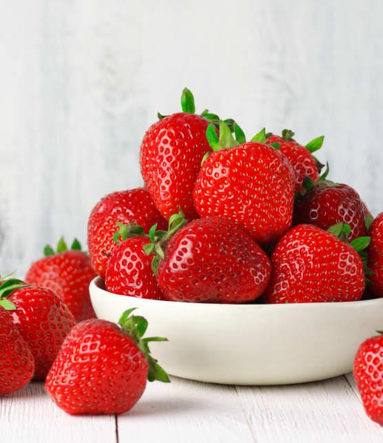 Comment congeler les fraises afin d'en avoir toute l'année