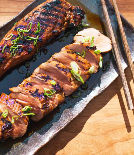 BBQ: quoi boire avec un filet de porc?