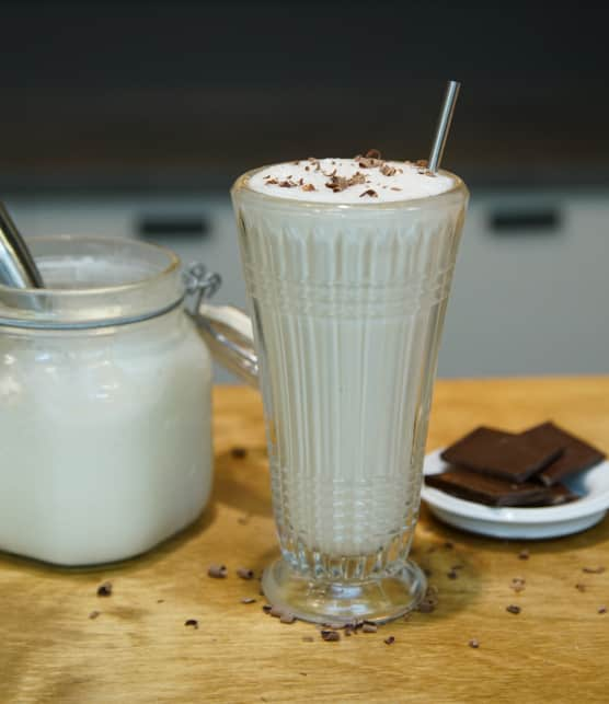 Recette de cocktail au café infusé à froid (cold brew) : le milkshake irlandais