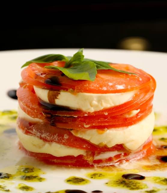 Étagé de tomates