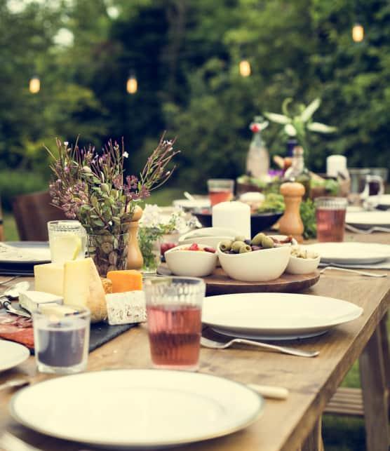 Les essentiels pour réussir votre garden-party