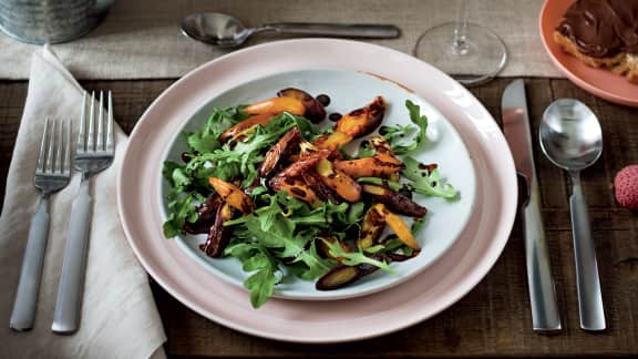 TOP : 10 salades à manger pendant l'hiver