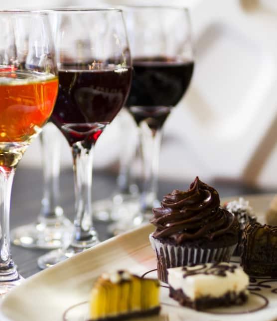 10 bouteilles qui s'accordent avec les desserts