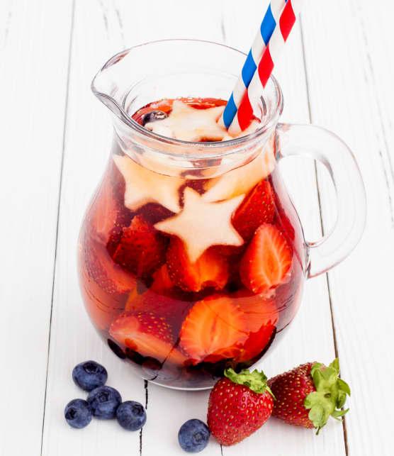 TOP : 5 recettes de sangria pour l'été