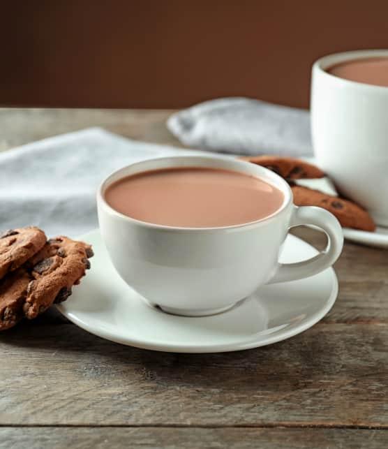 Chocolat chaud traditionnel de Juliette et Chocolat