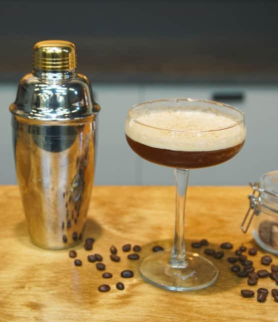 Le cold-brew shake!