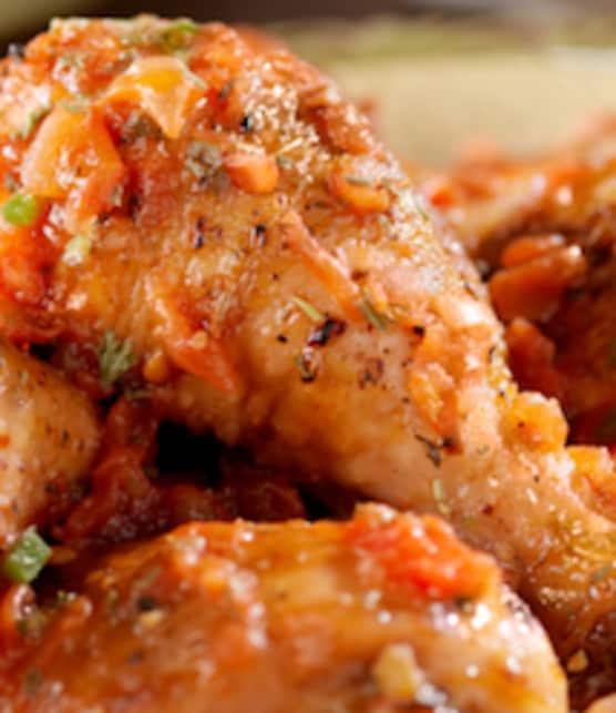 poulet à la romaine