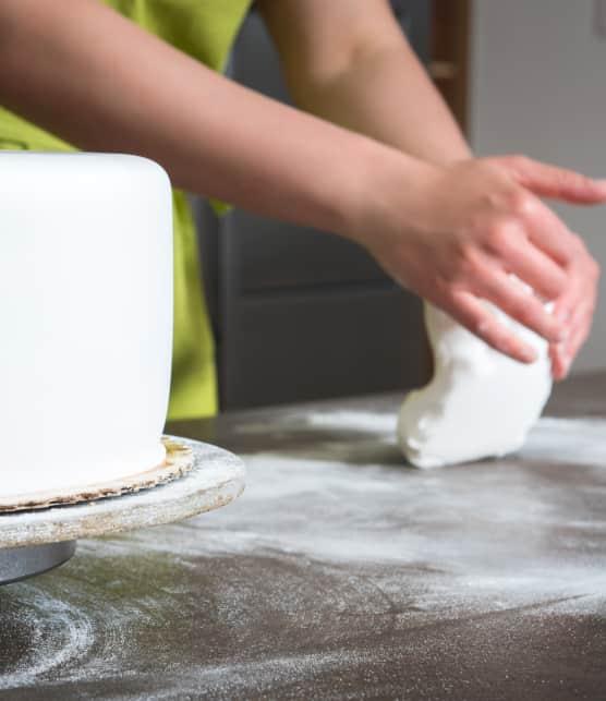 Pâte à sucre maison
