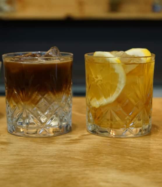 Deux cafés glacés à essayer cet été selon David Fabi Robert