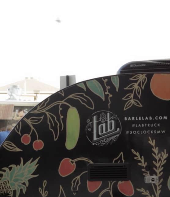 Food truck Lab Comptoir Roulant