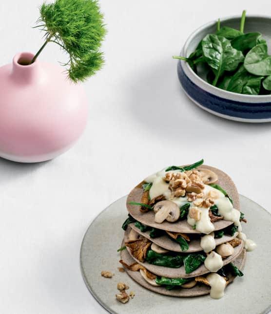 TOP : 10 recettes aux champignons pour faire sensation