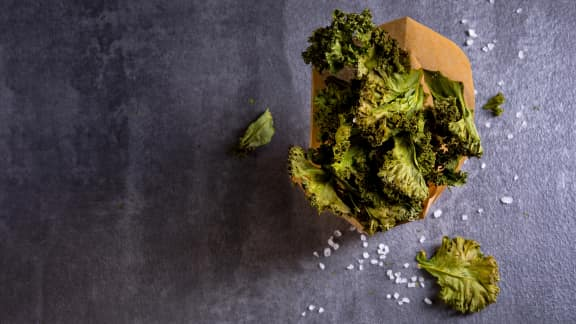 Les Meilleures Recettes Pour Cuisiner Le Chou Kale Foodlavie