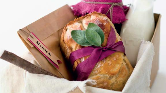 Le pain maison, tout simplement