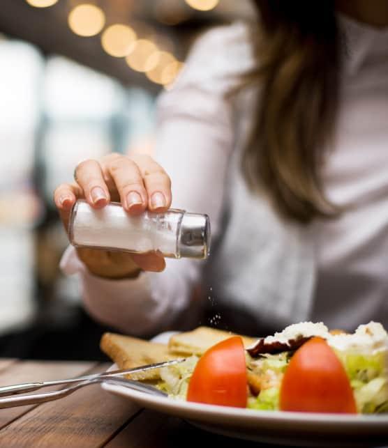 Comment réduire le sel dans son alimentation
