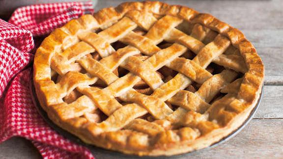 TOP : 6 tartes aux pommes classiques