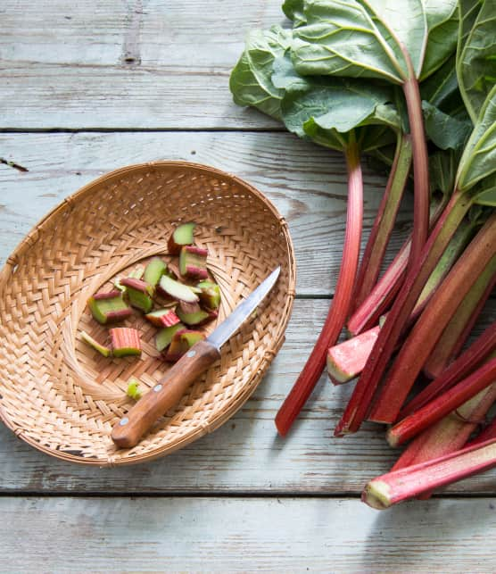 Savoureuse rhubarbe