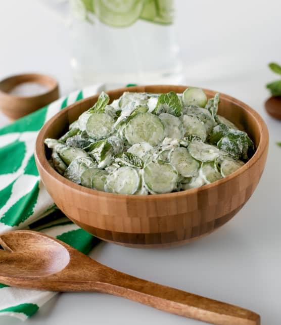 TOP : 5 rafraîchissantes salades de concombre
