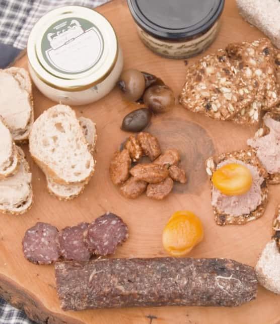 Dégustez un pique-nique aux saveurs du canard avec Marie Beauchemin