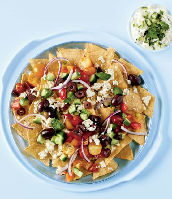 Cuisine Grecque Salades Patates Autres Recettes Foodlavie